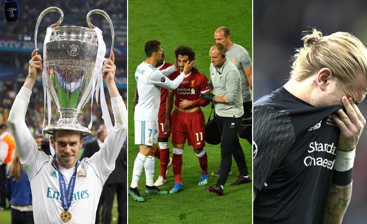 Real Madrid - Liverpool foto galerisi