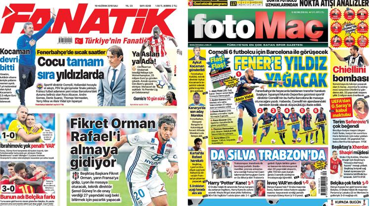 19 Haziran gazete manşetleri