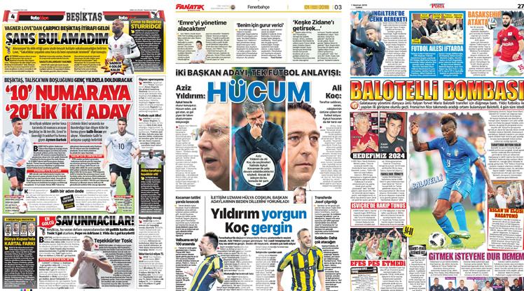 1 Haziran gazete manşetleri