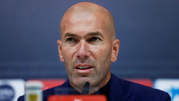 Perez, Zidane'ın yerine onu getirecek