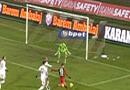Gaziantepspor Medicana Sivasspor golleri