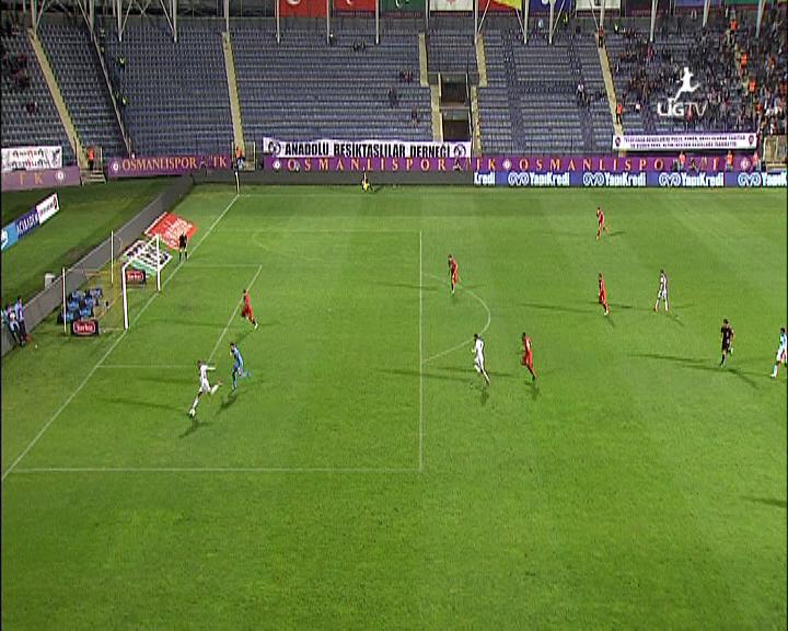 Beşiktaş Gençlerbirliği golleri