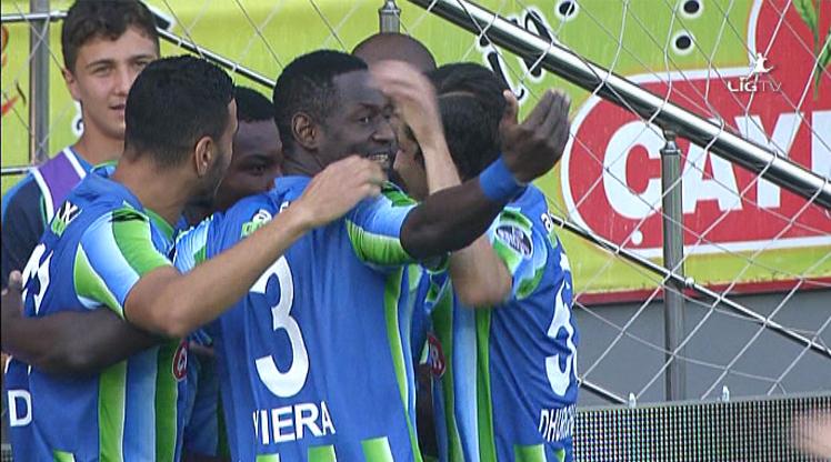 Çaykur Rizespor Antalyaspor golleri