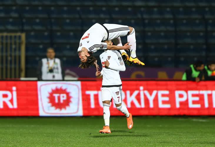 Osmanlıspor FK - Gaziantepspor