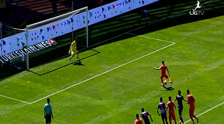 Medipol Başakşehir Mersin İdman Yurdu golleri