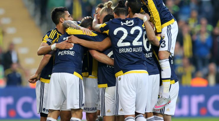 Fenerbahçe Gaziantepspor golleri
