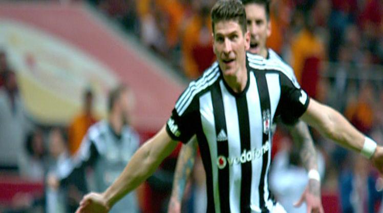 Galatasaray Beşiktaş golleri