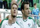 Bursaspor Atiker Konyaspor golleri