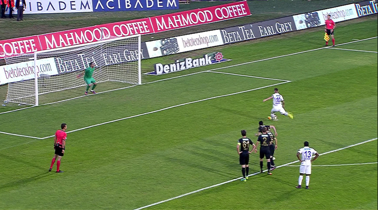 Osmanlıspor FK - Kasımpaşa