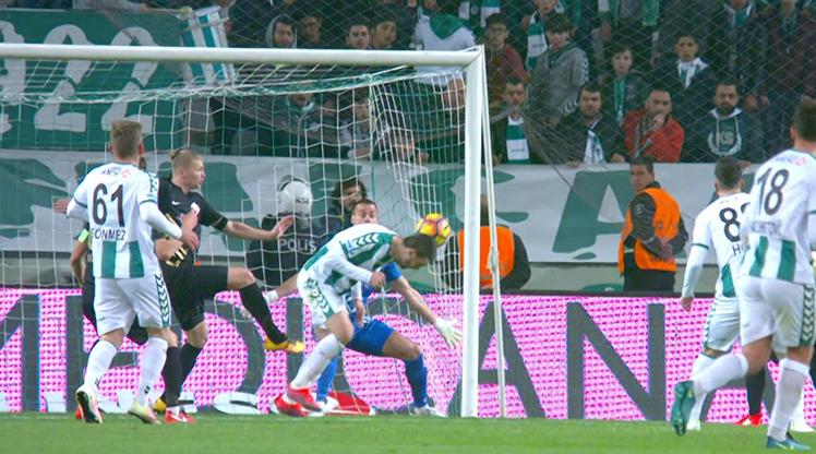 Atiker Konyaspor - Osmanlıspor FK