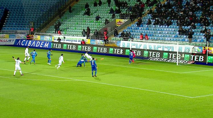 Çaykur Rizespor Kasımpaşa golleri