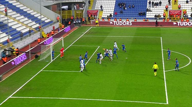 Kasımpaşa Trabzonspor golleri