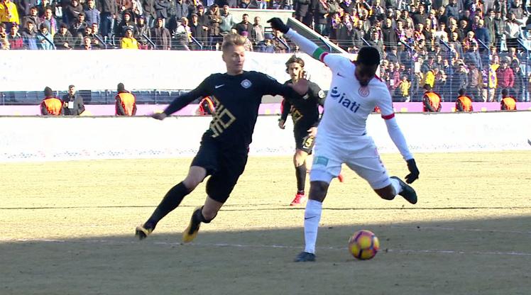 Osmanlıspor FK - Antalyaspor