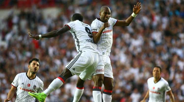 Gaziantepspor Beşiktaş golleri