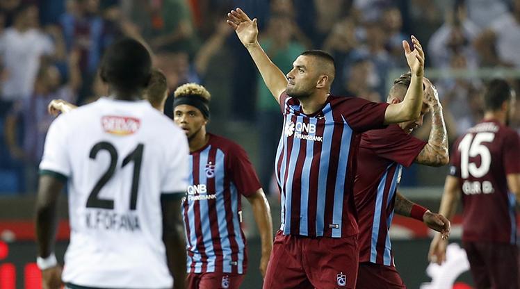 Trabzonspor - Atiker Konyaspor