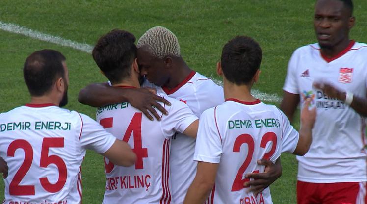 Osmanlıspor FK - Demir Grup Sivasspor