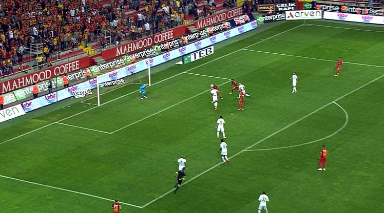 Kayserispor - Bursaspor