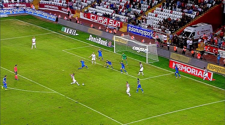 Antalyaspor - Kasımpaşa
