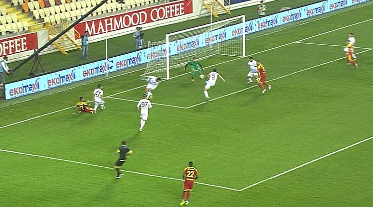 Evkur Yeni Malatyaspor - Trabzonspor