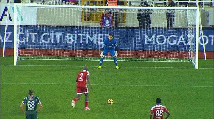 Demir Grup Sivasspor - Atiker Konyaspor