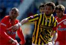 MKE Ankaragücü Antalyaspor golleri