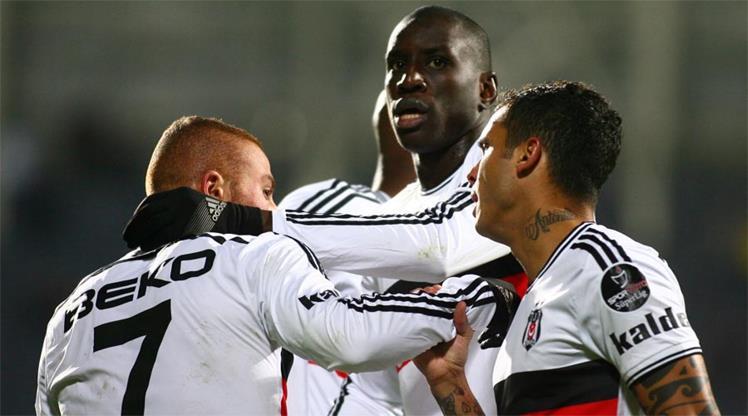 Beşiktaş Sivasspor maç özeti