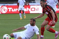 Gaziantepspor Mersin İdman Yurdu maç özeti
