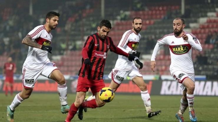 Gaziantepspor Medicana Sivasspor maç özeti