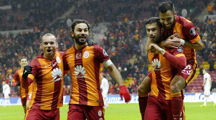 Galatasaray Balıkesirspor maç özeti