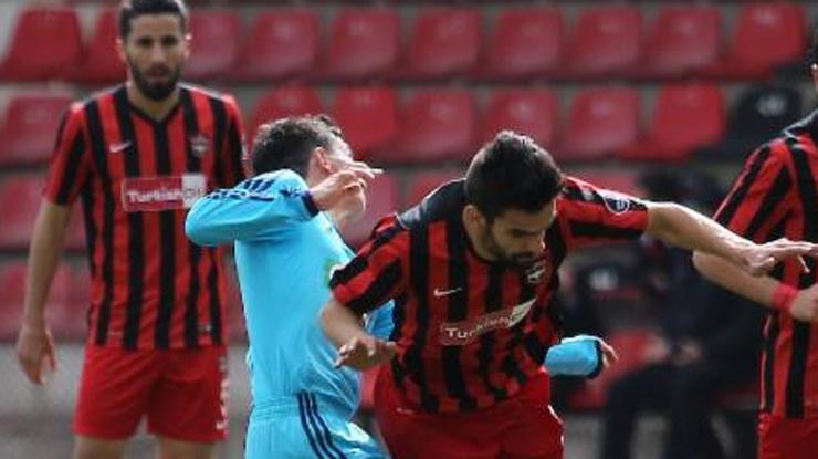 Gaziantepspor Kasımpaşa maç özeti