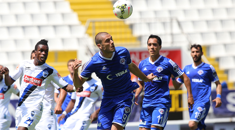 Kasımpaşa Kayseri Erciyesspor maç özeti
