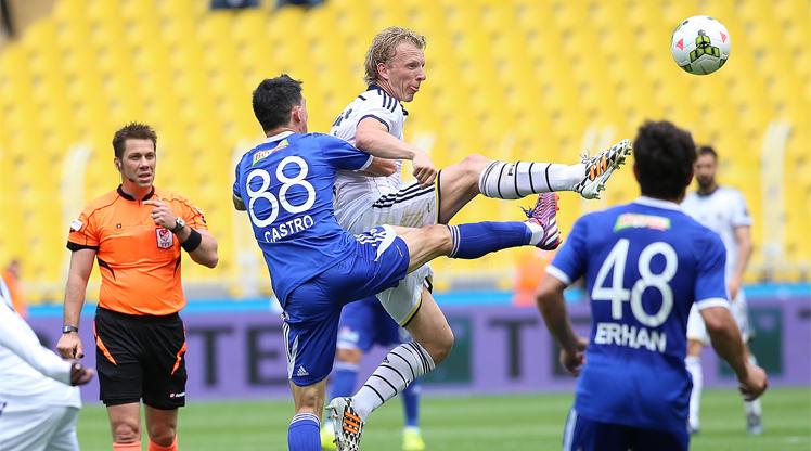 Fenerbahçe Kasımpaşa maç özeti