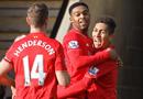Norwich City Liverpool maç özeti