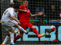 Swansea City Liverpool maç özeti