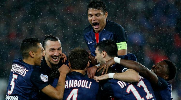 Paris St Germain Rennes maç özeti