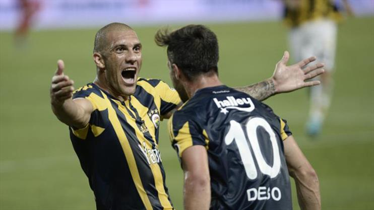 Fenerbahçe Eskişehirspor maç özeti