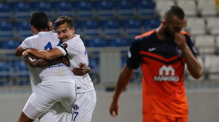 Kasımpaşa Medipol Başakşehir maç özeti