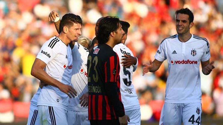 Eskişehirspor Beşiktaş maç özeti