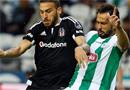 Atiker Konyaspor Beşiktaş maç özeti