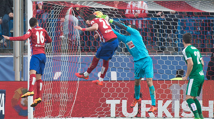 Atletico Madrid Eibar maç özeti