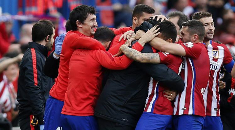 Atletico Madrid Malaga maç özeti