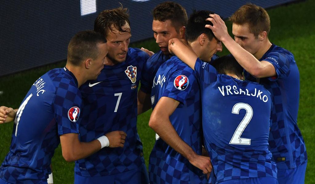 Hırvatistan İspanya maç özeti