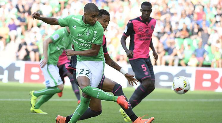 Saint Etienne Toulouse maç özeti