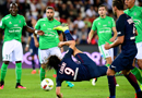 Paris St Germain Saint Etienne maç özeti