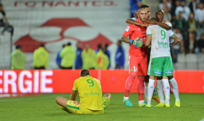 Nantes Saint Etienne maç özeti
