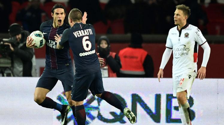 Paris St Germain Nice maç özeti