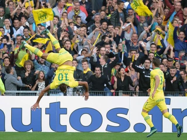 Caen Nantes maç özeti
