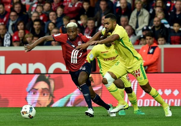 Lille Nantes maç özeti