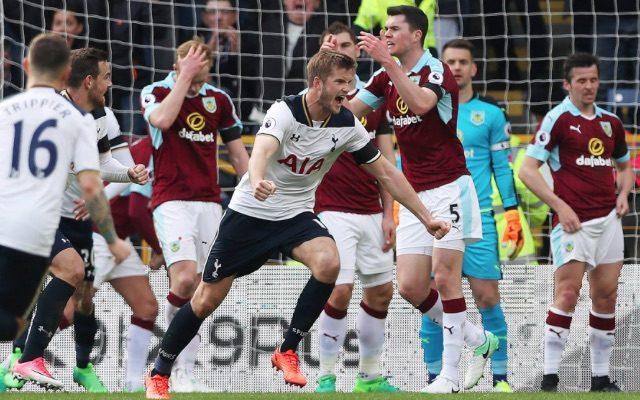 Burnley Tottenham Hotspur maç özeti