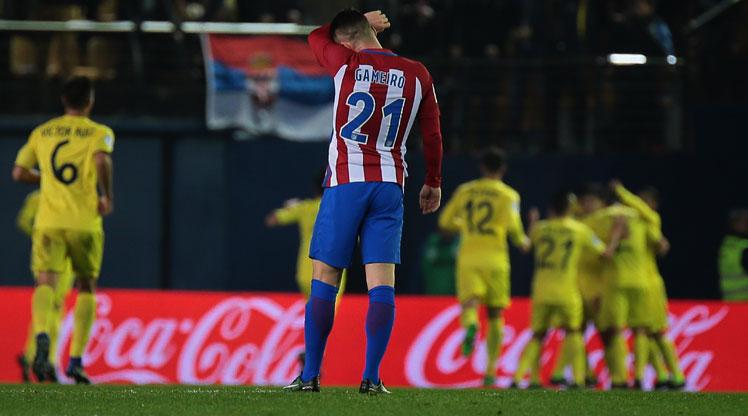 Villarreal Atletico Madrid maç özeti